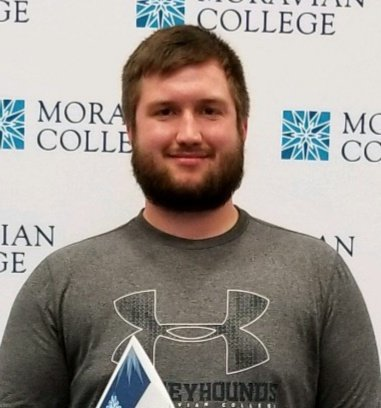 Andrew Larson – Commitment to Moravian College – Football