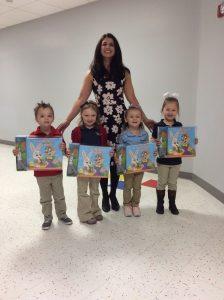 Author Amanda Macielinski visits Carbondale Area Elementary School