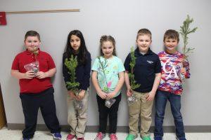 Seedlings for School Program