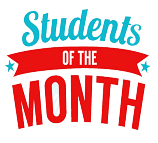 Carbondale Area Elementary School March Students of the Month
