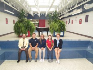NHS Officers Announced