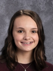 Chloee Rumford – 9th Grade Class President