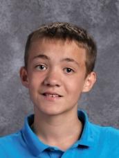 Joshua Berg – 8th Grade Class President