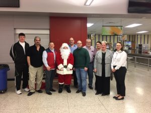 Second Annual Holiday Breakfast