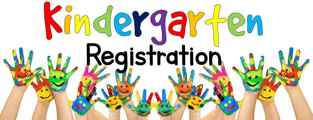 Kindergarten Registration Letter From Mr. Mehalick