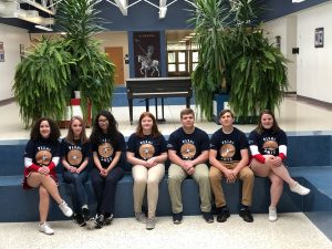 Students Inducted into PSSA Hall of Fame