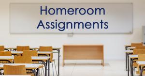 19-20 Jr. Sr. High School Homeroom List