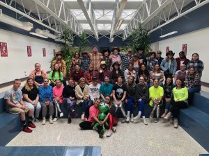 Spirit Week 2019- Cowboys vs. Aliens Day