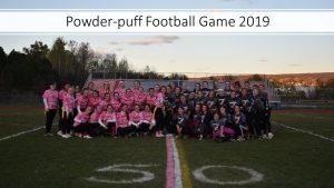 Powder-puff Football Game