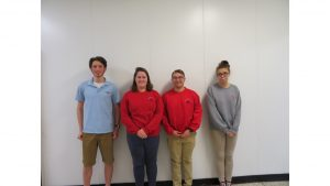 French Club Elects New Officers