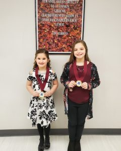 Students Enter State Level PTA Reflections Competition