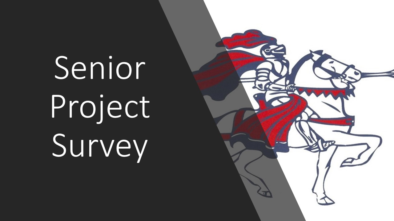 Senior Project Survey
