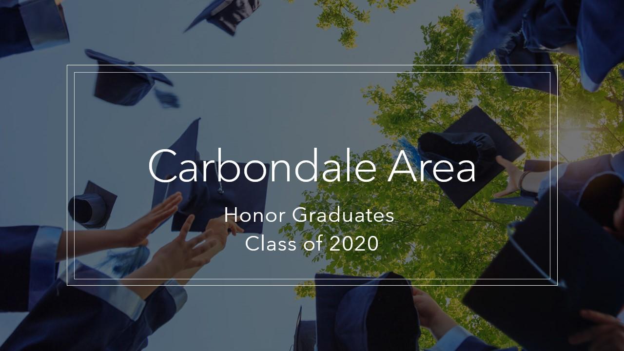 Honor Graduates- Class of 2020