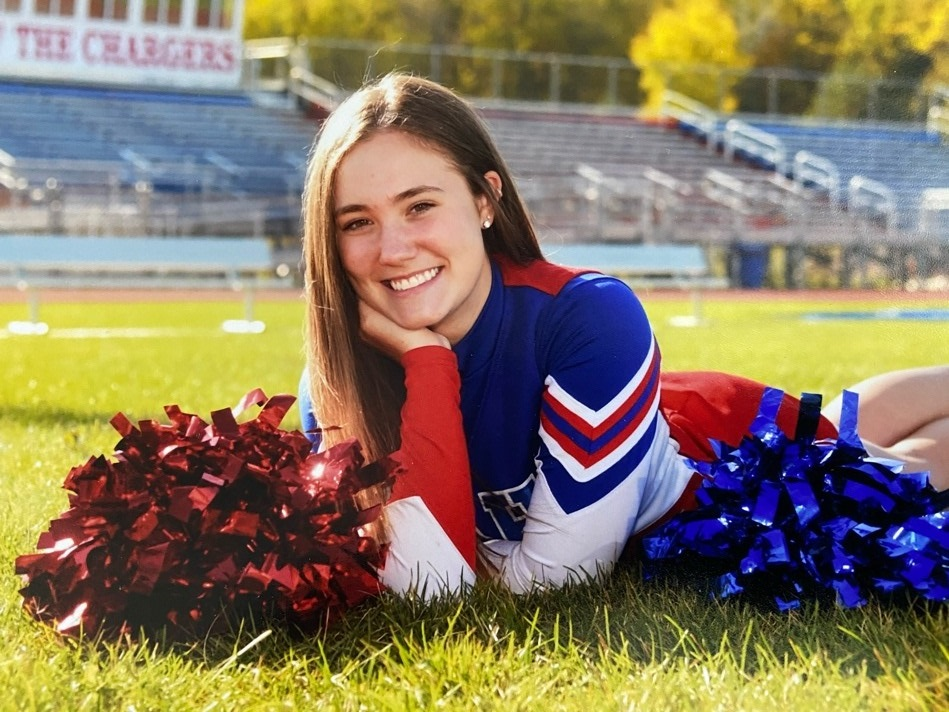 Senior Spotlight: Taylor Mazza